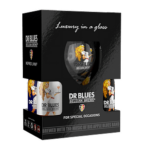 EXECUTIVE DR BLUES 4+1 PACK